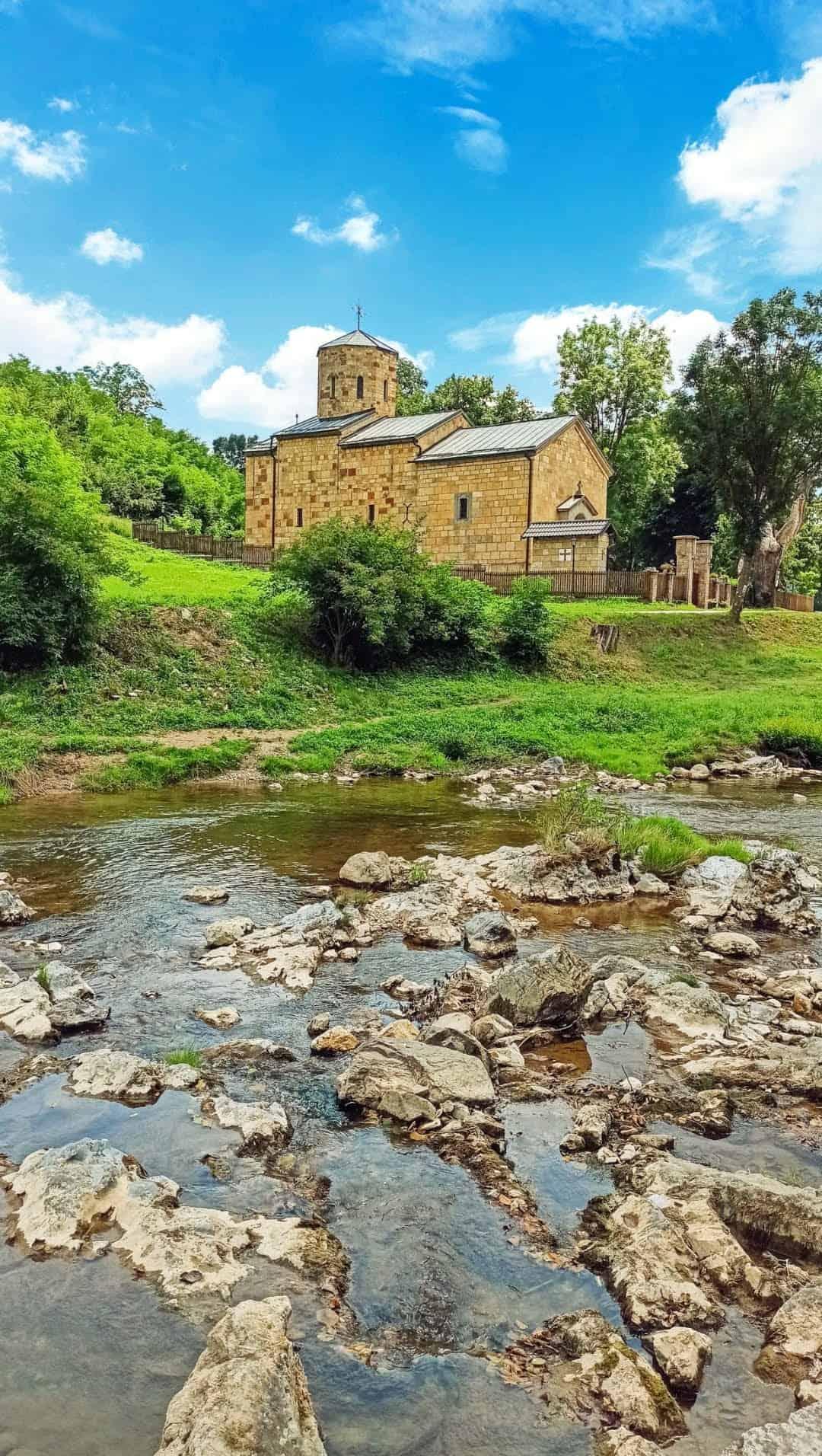 Savinac - crkva Sv. Save