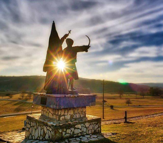 spomenik II srpski ustanak